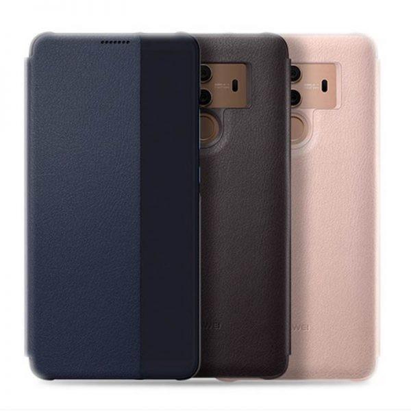 کیف محافظ اصلی هواوی Huawei Mate 10 Pro Smart View Flip Cover