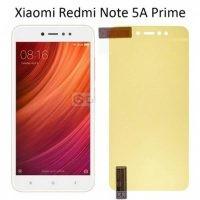 برچسب محافظ صفحه نمایش با پوشش کامل تمام چسب Xiaomi Redmi Note 5A Prime