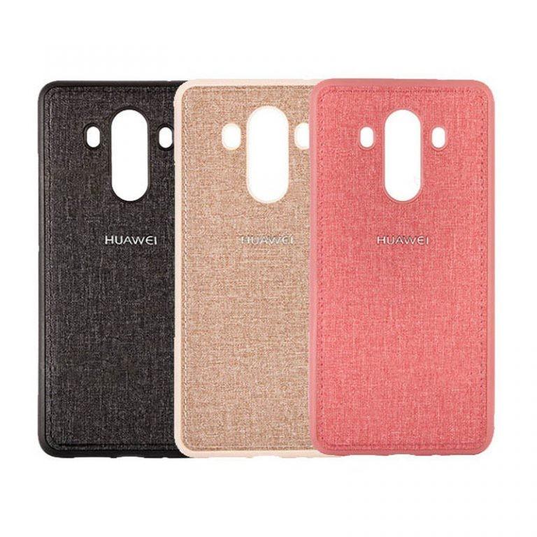 قاب محافظ طرح پارچه ای Protective Cover Huawei Mate 10 Pro