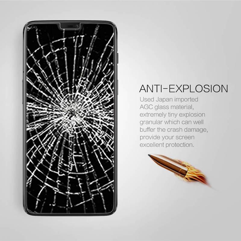 محافظ صفحه نمایش شیشه ای نیلکین Nillkin H+ Pro Glass Oneplus 6