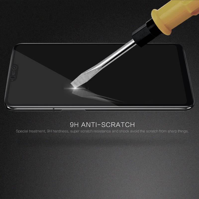 محافظ صفحه نمایش شیشه ای نیلکین Nillkin CP+ glass Oneplus 6