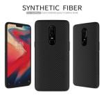 قاب فیبر کربن نیلکین وان پلاس Nillkin Synthetic Fiber Case OnePlus 6