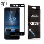 محافظ صفحه نمایش تمام چسب با پوشش کامل Nokia 8