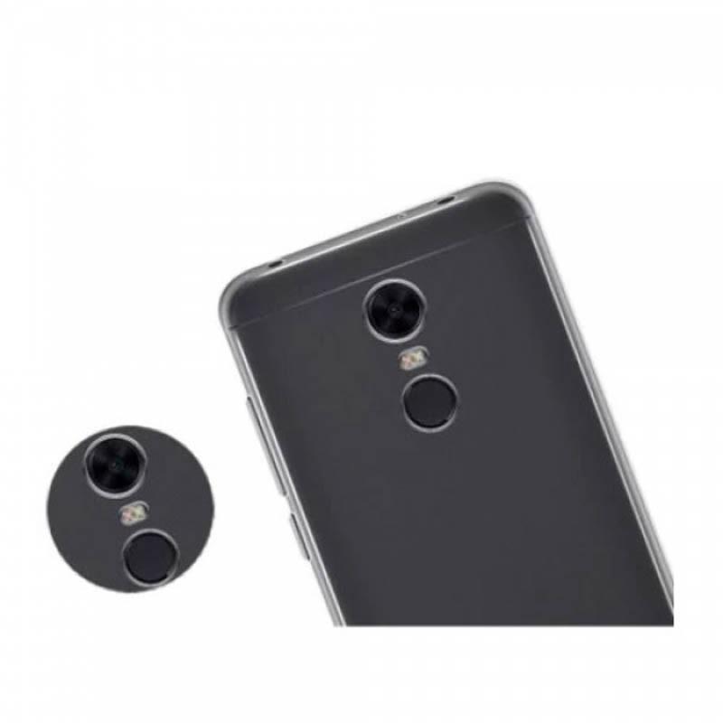 قاب محافظ شیشه ای- ژله ای برای Xiaomi Redmi 5 Plus