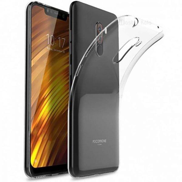 قاب محافظ ژله ای برای Xiaomi Pocophone F1 / Poco F1