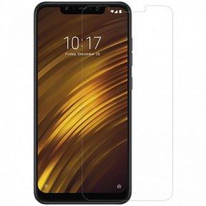 محافظ صفحه نمایش شیشه ای RG Glass Xiaomi Pocophone F1 / Poco F1