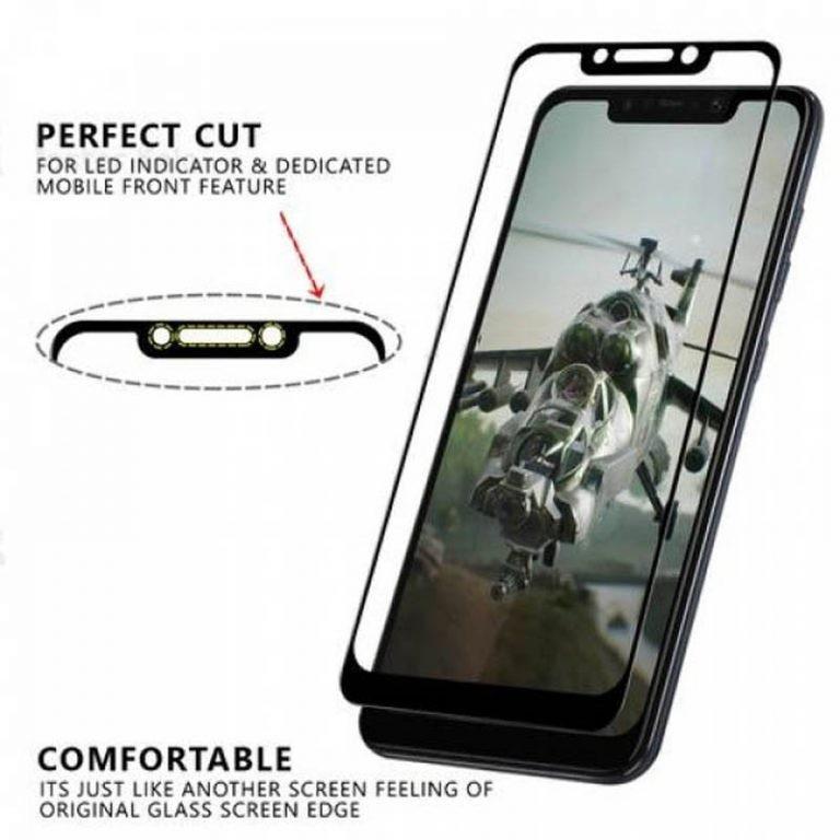 محافظ صفحه نمایش تمام چسب با پوشش کامل Xiaomi Pocophone F1 / Poco F1