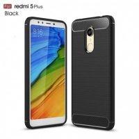 قاب محافظ ژله ای شیائومی Carbon Fibre Case Xiaomi Redmi 5 Plus