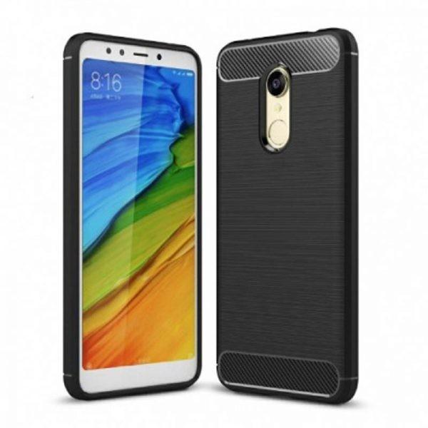قاب محافظ ژله ای شیائومی Carbon Fibre Case Xiaomi Redmi 5