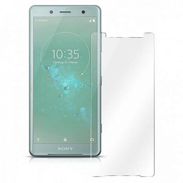 محافظ صفحه نمایش شیشه ای برای Sony Xperia XZ2