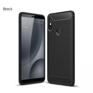 قاب محافظ ژله ای شیائومی Carbon Fibre Case Xiaomi Redmi Note 5 Pro