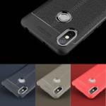 قاب ژله ای طرح چرم Auto Focus Jelly Case Xiaomi Mi A2 / Mi 6x