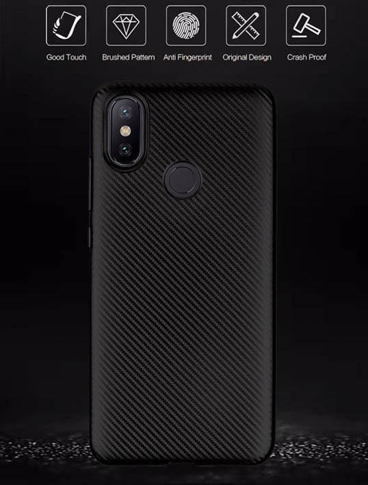 قاب محافظ ژله ای Haimen برای Xiaomi Mi A2 / Mi 6X