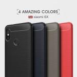 قاب محافظ ژله ای شیائومی Carbon Fibre Case Xiaomi Mi A2 / Mi 6x