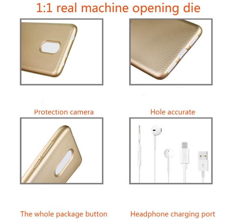 قاب محافظ ژله ای Haimen برایXiaomi Redmi 5 Plus / Note 5