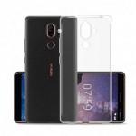 قاب محافظ شیشه ای- ژله ای Belkin برای Nokia 7 plus