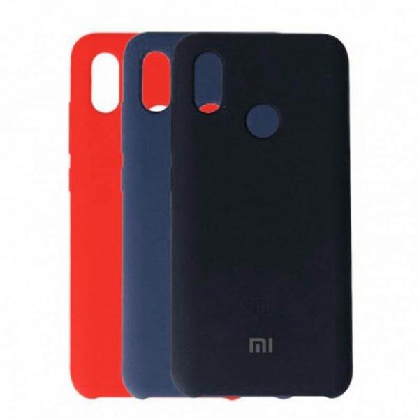 قاب محافظ سیلیکونی Silicone Cover Xiaomi Mi A2 / Mi 6X