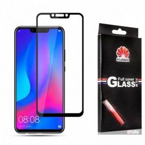 محافظ صفحه نمایش تمام چسب با پوشش کامل Huawei nova 3