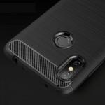 قاب محافظ ژله ای شیائومی Carbon Fibre Case Xiaomi Redmi Note 6 Pro
