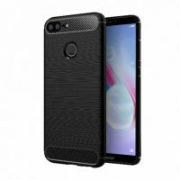 قاب محافظ ژله ای هوآوی Carbon Fibre Case Huawei Honor 9 Lite