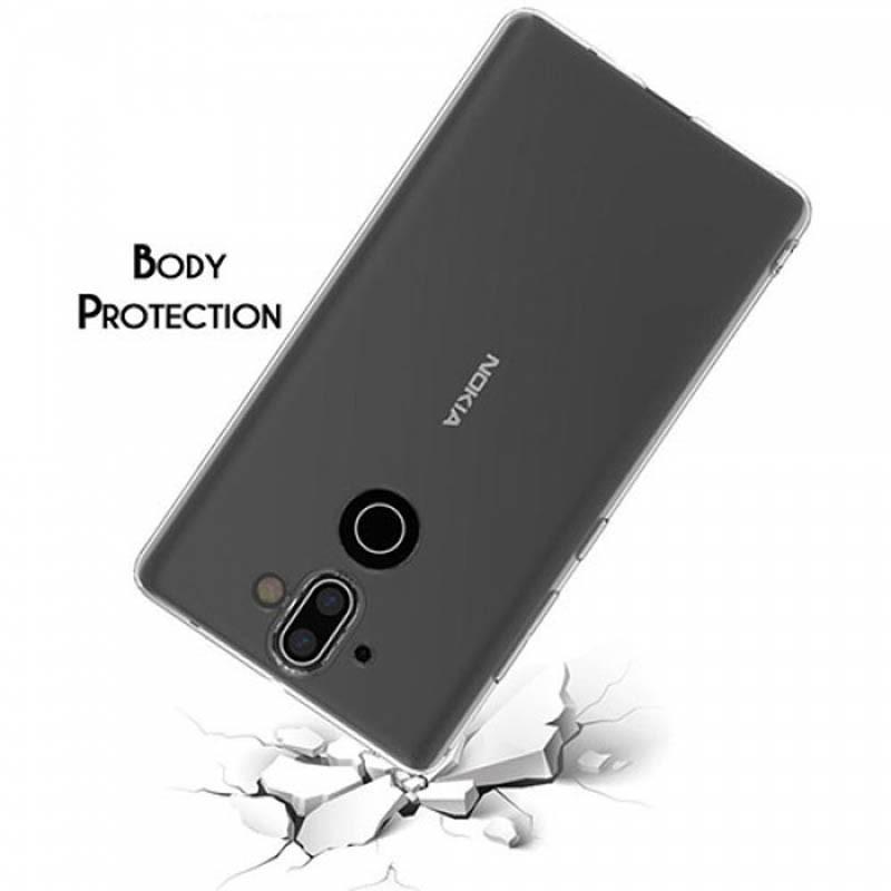قاب محافظ ژله ای برای Nokia 9