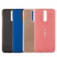کاورطرح پارچه ای Sview Cloth Cover For Nokia x6