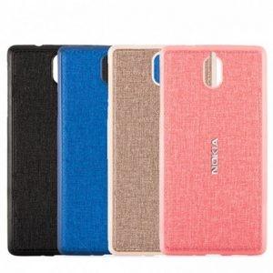 کاورطرح پارچه ای Sview Cloth Cover For Nokia 3.1
