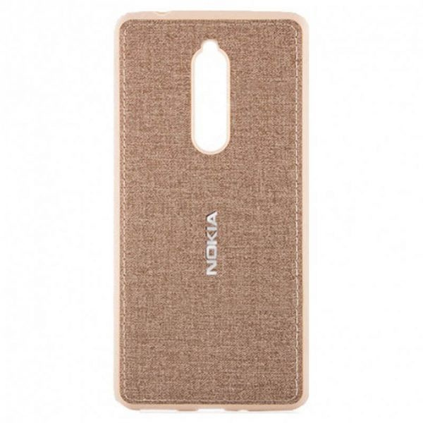 کاورطرح پارچه ای Sview Cloth Cover For Nokia 6 2018