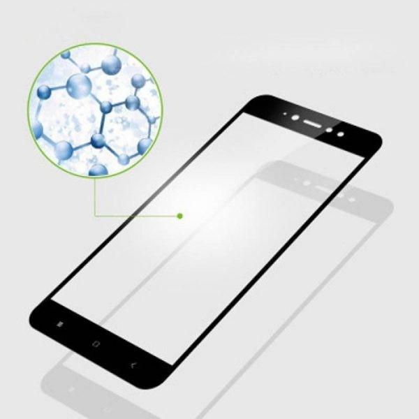 محافظ صفحه نمایش تمام چسب با پوشش کامل Xiaomi Redmi Note 5a Prime