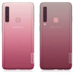 محافظ ژله ای نیلکین سامسونگ Nillkin Nature TPU Case Samsung Galaxy A9s, A9 Star Pro, A9 2018