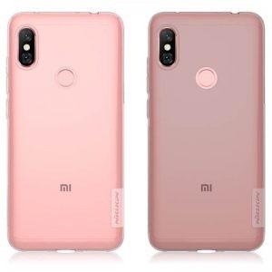 محافظ ژله ای نیلکین شیائومی Nillkin Nature TPU Case Xiaomi Redmi Note 6 Pro