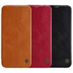 کیف چرمی نیلکین سامسونگ Nillkin Qin Leather Case Samsung Galaxy J4 Core