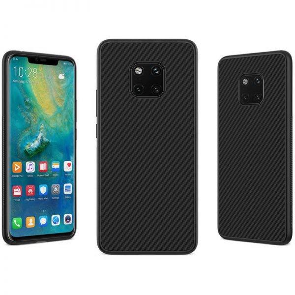 قاب فیبر کربن نیلکین هواوی Nillkin Synthetic Fiber Case Huawei Mate 20 Pro