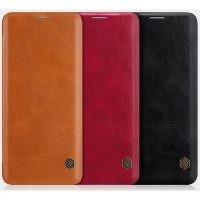 کیف چرمی نیلکین هواوی Nillkin Qin Leather Case Huawei Mate 20 Pro