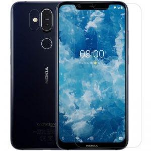 محافظ صفحه نمایش شیشه ای نیلکینNillkin Amazing H tempered glass screen protector for Nokia 8.1