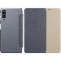 کیف نیلکین سامسونگ Nillkin Sparkle Case Samsung Galaxy A7 2018