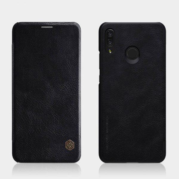 کیف چرمی نیلکین هواوی Nillkin Qin Leather Case Huawei Nova 3i/ P Smart Plus