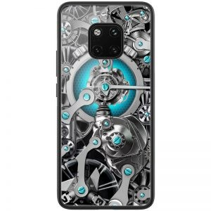 قاب محافظ Nillkin Spacetime Series protective case for Huawei Mate 20 Pro