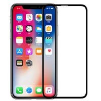محافظ صفحه نمایش شیشه ای نیلکین Nillkin 3D AP+ Pro edge Fullscreen tempered glass Apple iPhone XS