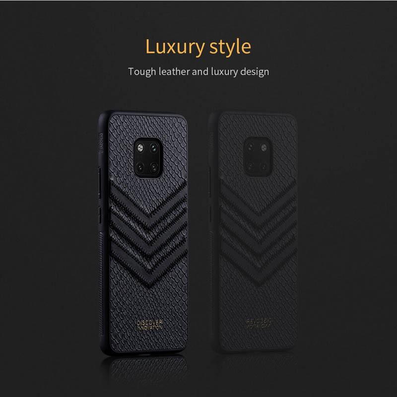 کیف چرمی نیلکین سامسونگ Nillkin Qin Leather Case Galaxy J4 Plus