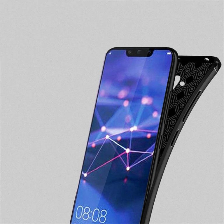 قاب ژله ای طرح چرم هواوی Becation Ruged Armor Soft Case Huawei Mate 20 Lite
