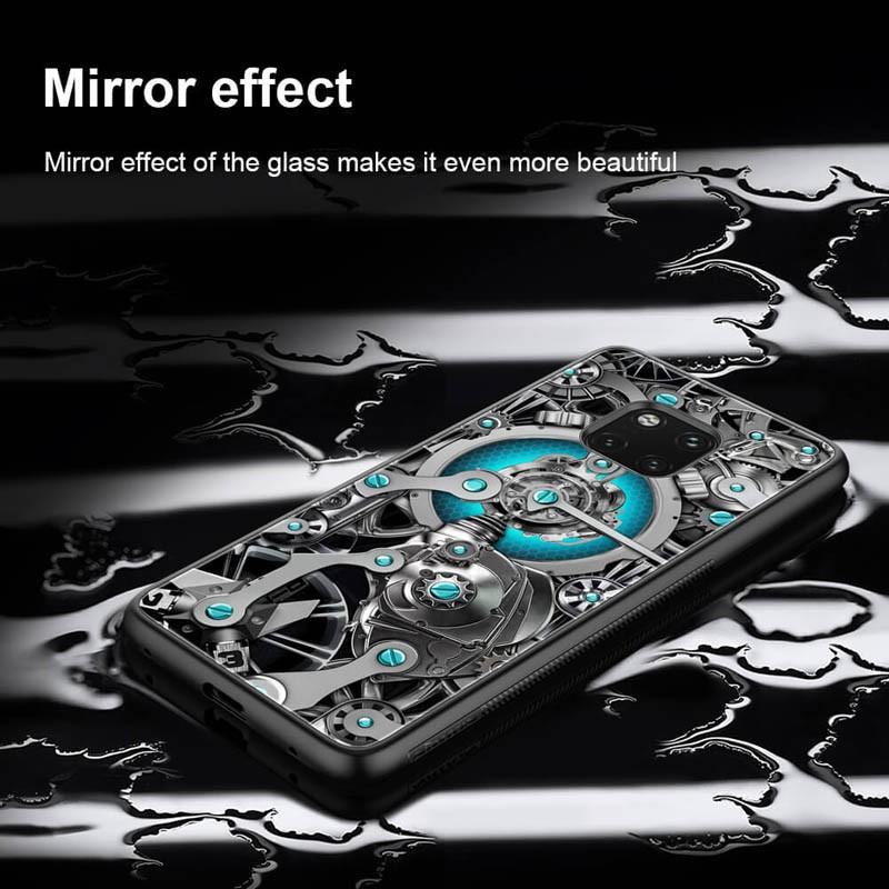 قاب محافظ Nillkin Spacetime Series protective case for Huawei Mate 20 Pro