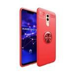 قاب محافظ ژله ای Magnetic Ring Case Huawei Mate 20 Lite
