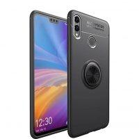 قاب محافظ ژله ای Magnetic Ring Case Huawei Honor 8X
