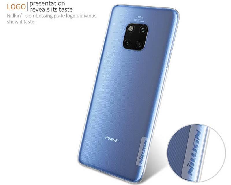 محافظ ژله ای نیلکین هواویNillkin Nature TPU Case Huawei Mate 20 Pro