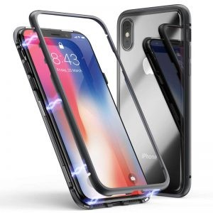 قاب مگنتی اپل Magnetic Case Apple iPhone XS