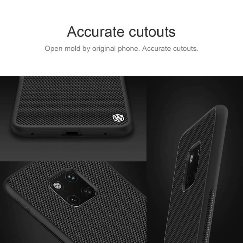 قاب Nillkin Textured nylon fiber case for Huawei Mate 20 Pro