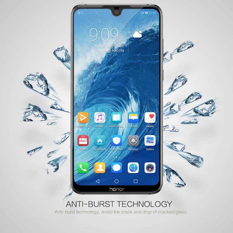 محافظ صفحه نمایش شیشه ای Nillkin 3D CP+ Max glass Huawei Honor 8X Max