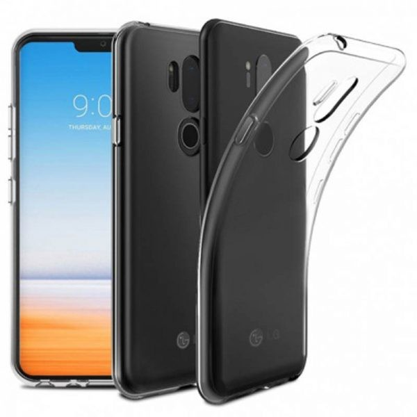 قاب محافظ ژله ای برای ال جی LG G7 ThinQ