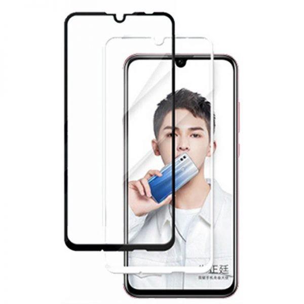 محافظ صفحه نمایش تمام چسب با پوشش کامل Huawei Honor 10 Lite